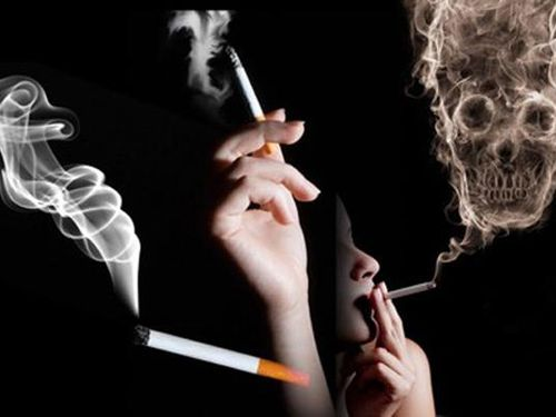 Thuốc lá cũng 'đầu độc' dạ dày