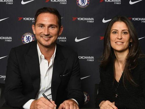 Chelsea chính thức giới thiệu tân HLV Frank Lampard