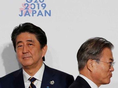 Nhật - Hàn tiến gần chiến tranh thương mại