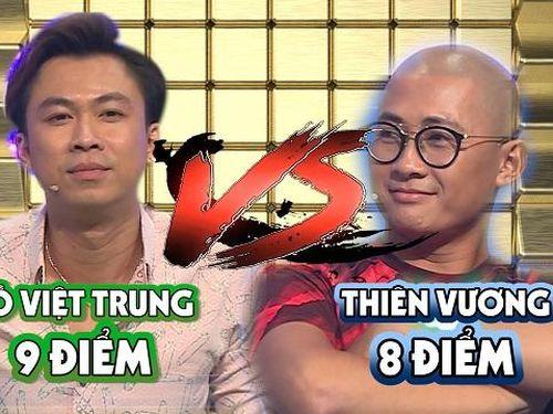 Hồ Việt Trung đối đầu với Thiên Vương MTV trong gameshow đình đám của Nhật Bản