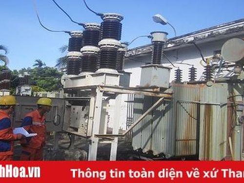 Điện lực Hậu Lộc: Thực hiện các biện pháp bảo đảm an toàn lưới điện phục vụ sản xuất và dân sinh