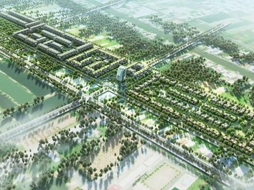 FLC constructs modern urban complex in Dong Thap
