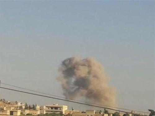 Quân khủng bố lao đao trước các cuộc tấn công uy lực của Nga, Syria dọc trục Idlib-Hama