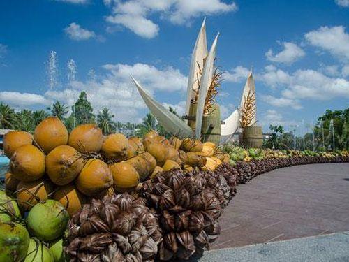 Lễ hội Dừa tỉnh Bến Tre lần thứ V năm 2019