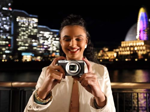 Canon ra mắt PowerShot G5 X Mark II và G7 X Mark III hướng đến Vlogger Việt