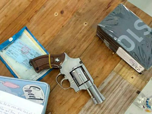 Triệt phá đường dây mua bán ma túy, tàng trữ vũ khí