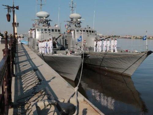 Các tàu chiến Iran, Kazakhstan đến Baku sẵn sàng tham gia cuộc thi hải quân