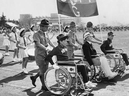 Nhật Bản công chiếu phim về Paralympics Tokyo 1964