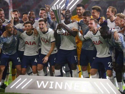Xem lại khoảnh khắc Tottenham đánh bại Bayern Munich, lên ngôi tại Audi Cup 2019