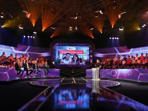 Chương trình 'thuần Việt' về ứng dụng công nghệ lên sóng VTV3