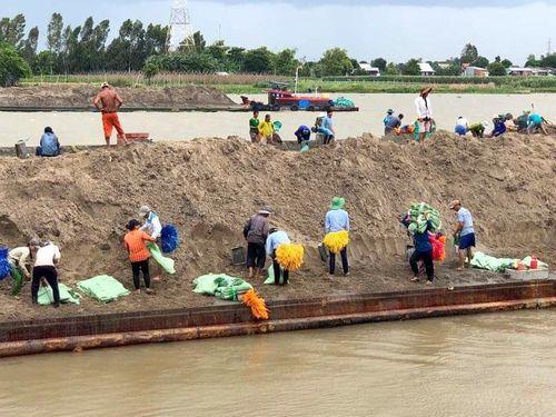 Sau Quốc lộ 91, An Giang tiếp tục ban bố tình huống khẩn cấp sạt lở Tỉnh lộ 946