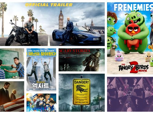 Phim chiếu rạp tháng 8 bạn buộc phải xem ít nhất một lần