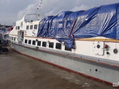 Bộ Công an vào cuộc vụ tàu Superdong III bị cháy tại cảng Rạch Giá
