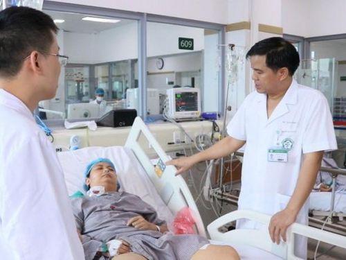 Sự cố chạy thận ở Nghệ An: Hai bệnh nhân nguy kịch đang hồi phục