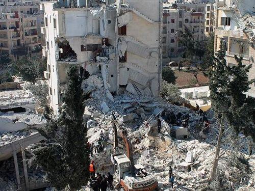Chính phủ Syria chấp nhận ngừng bắn 'có điều kiện' tại Idlib