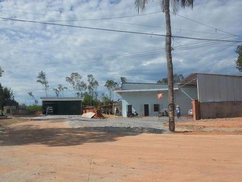 Quảng Ngãi: Đất quản trang lại sang nhượng cho doanh nghiệp
