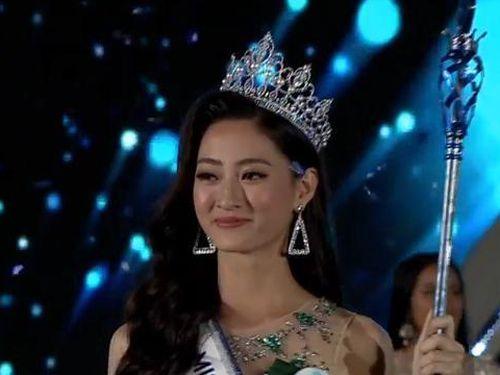 Lương Thùy Linh - người đẹp Cao Bằng đăng quang Hoa hậu Thế giới Việt Nam 2019
