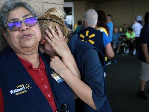 Xả súng tại siêu thị ở Texas, ít nhất 20 người chết