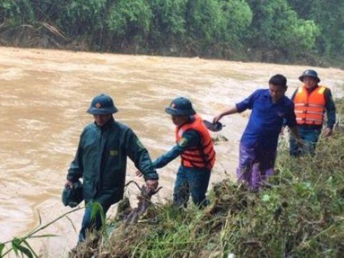 Mưa lũ tại Thanh Hóa: Đã tiếp cận được bản Xa Ná có 10 người đang mất tích