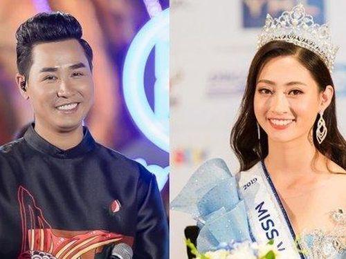 MC Nguyên Khang nói gì về tin đồn Hoa hậu Lương Thùy Linh mua giải?