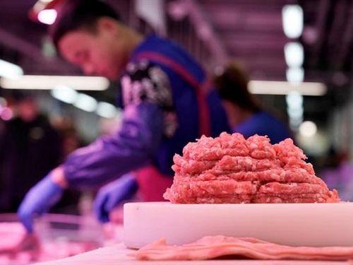 Trung Quốc hủy mua 14.700 tấn thịt heo Mỹ