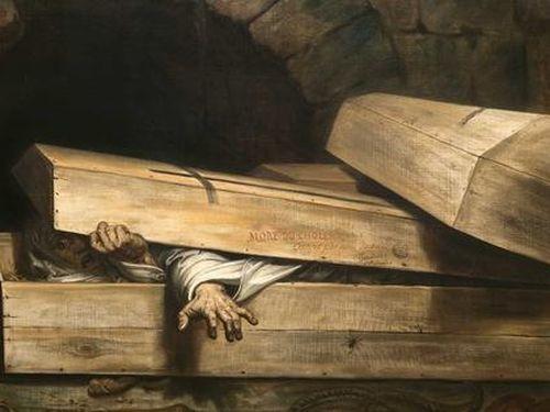 Hài cốt tiết lộ bí ẩn người hóa 'ma cà rồng' thế kỷ 18