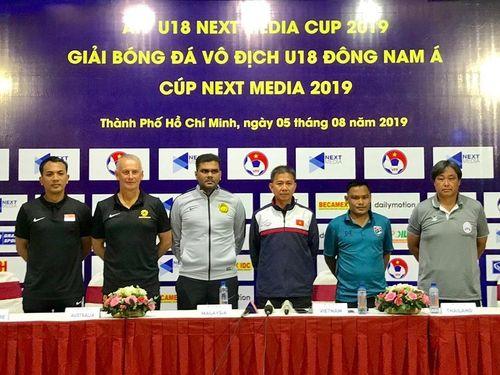 U18 Việt Nam sẵn sàng gặp Malaysia ở bảng 'tử thần'