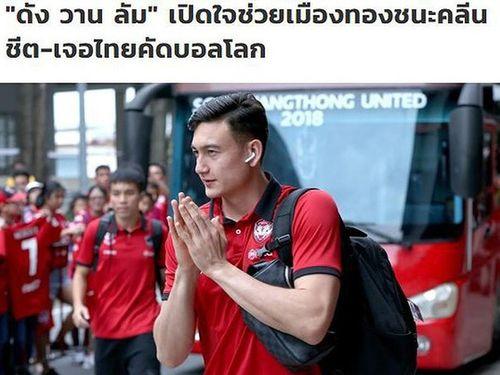Văn Lâm: Việt Nam sẽ đả bại Thái Lan; Không Messi, Barca vẫn giành Cúp Joan Gamper