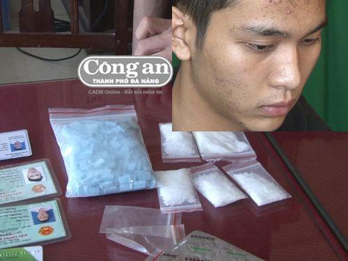 Mang họa vì đi lấy ma túy giúp người 'lạ'
