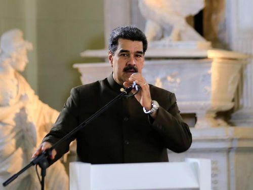 Ông Trump ra lệnh phong tỏa toàn bộ tài sản của chính phủ Venezuela tại Mỹ