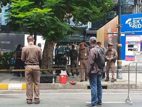Thái Lan: Phát hiện quả bom chưa phát nổ ở Bangkok
