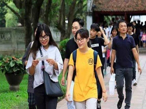 Thủ khoa Trường Đại học Kinh tế - Luật có mức điểm là 27,95