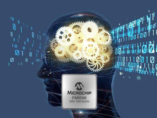 Microchip công bố dòng sản phẩm trung tâm dữ liệu mở rộng