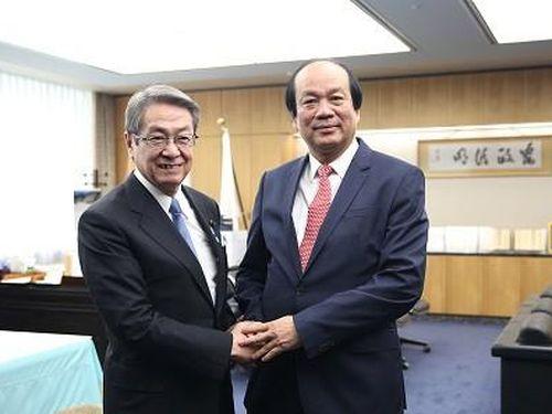 Nhật Bản - Việt Nam hợp tác triển khai chính phủ điện tử