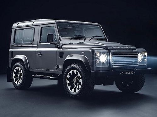 Land Rover Defender cũ 'khai tử' vẫn nâng cấp khủng