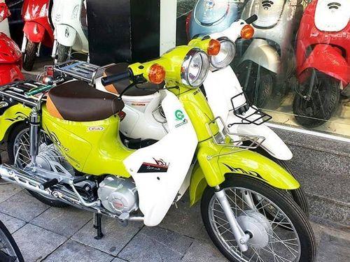 Nhan nhản xe máy nhái, giá rẻ bất ngờ