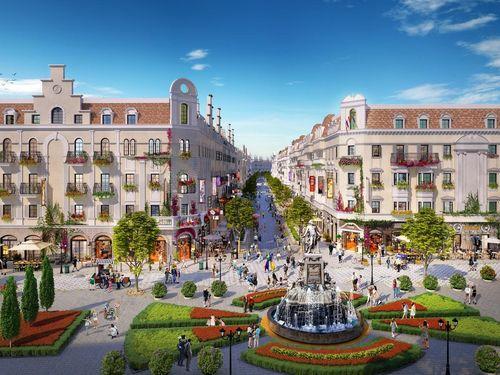 Shophouse Europe mở 'chính sách vàng' hấp dẫn