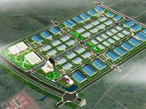 Hưng Yên sẽ có KCN sạch được đầu tư bởi tập đoàn LH Hàn Quốc