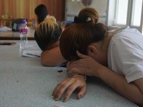 58 đối tượng nam nữ dương tính với ma túy trong quán karaoke