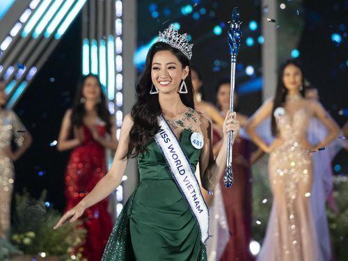 Phản ứng đầu tiên của dư luận quốc tế trước nhan sắc của Hoa hậu Lương Thùy Linh