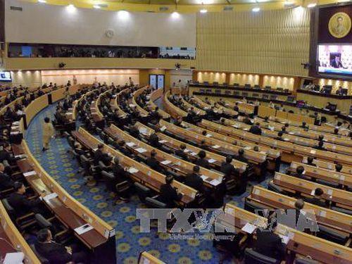 Thay đổi trong liên minh cầm quyền ở Thái Lan