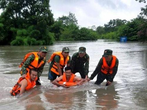 Các địa phương nỗ lực khắc phục hậu quả mưa lớn