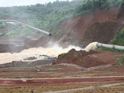 Thủy điện ở Đắk Nông liên tiếp gặp sự cố vì chủ đầu tư chủ quan