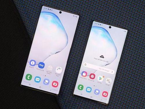 Note 10 chính thức có giá bán tại Việt Nam, giảm tới 5 triệu đồng