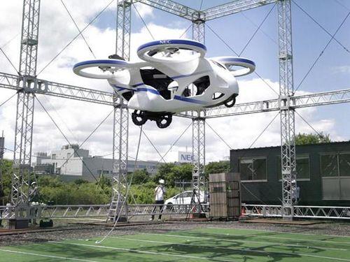 Chiêm ngưỡng ô tô bay 'made in Japan'