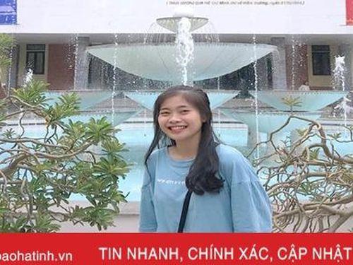 Thủ khoa Hà Tĩnh vào giảng đường, viết tiếp khát vọng vùng đất học