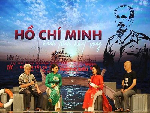 Nhân rộng hơn nữa các nhân tố mới, điển hình tiên tiến trong chương trình 'Hồ Chí Minh – Hành trình khát vọng'
