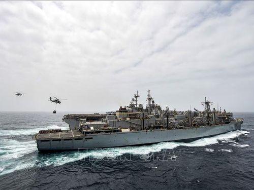 Tập trận lần đầu tiên giữa hải quân ASEAN-Mỹ sẽ diễn ra đầu tháng 9/2019