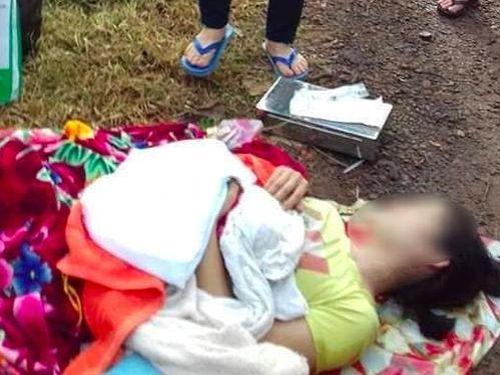Bé sơ sinh chết vì sản phụ bị bỏ rơi trên đường ở Bình Phước: Sức khỏe người mẹ giờ thế nào?