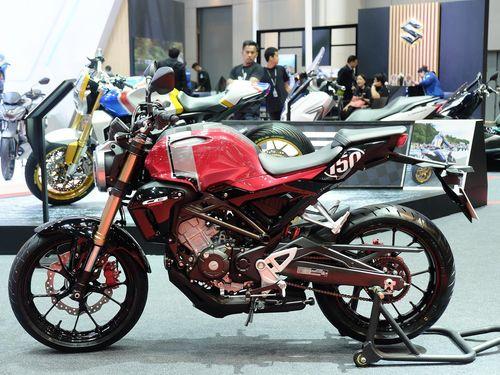 Một số mẫu naked-bike 150 cc vừa túi tiền tại Việt Nam
